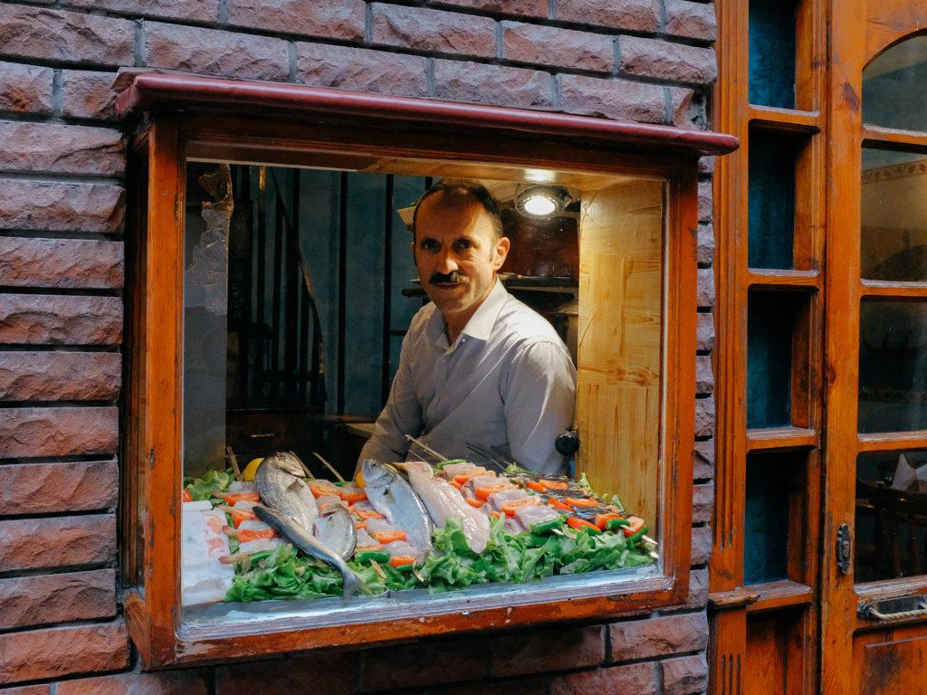 Istanbul for dinner