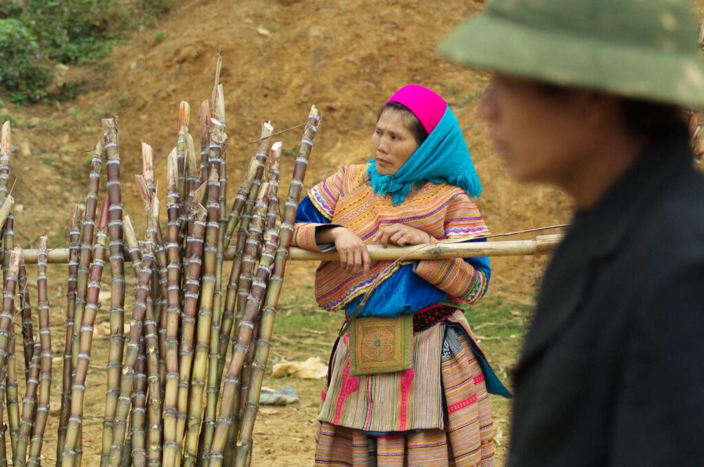 Farmers at work, Aleyah Solomon