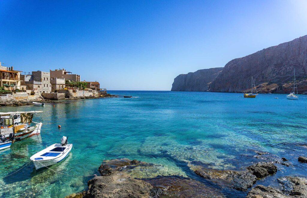 Honeymoon in the Peloponnese