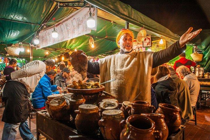 Morocco: Marrakech Street Food Tour