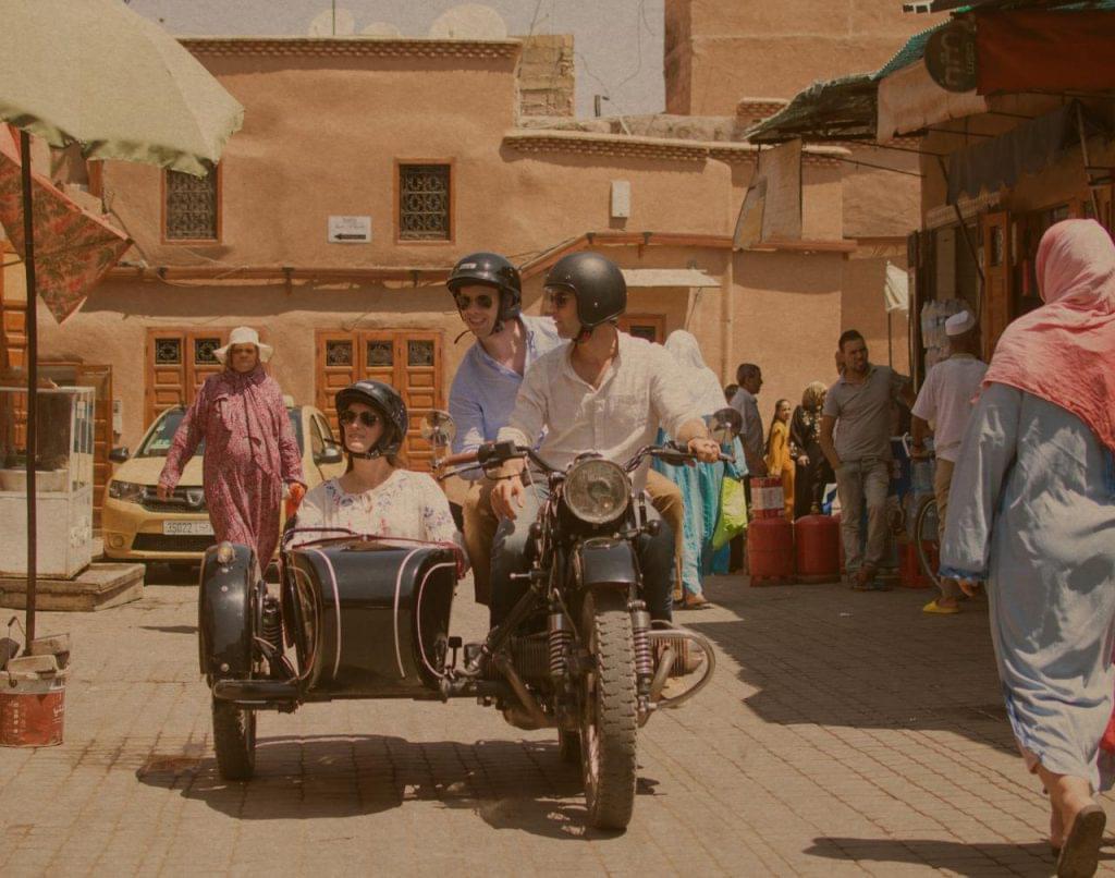 Morocco: Marrakech, Sidecar Tour