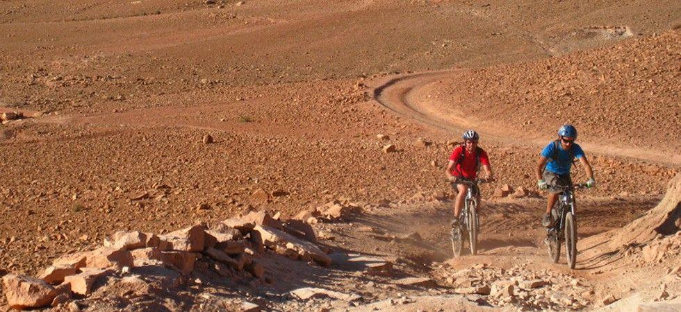 Morocco: Agafay Desert Mountain Biking