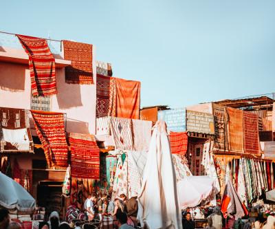 Mountains and Medinas of Morocco