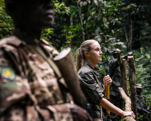 Gorilla Forest Camp