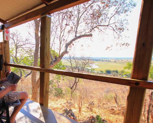Chobe Elephant Camp