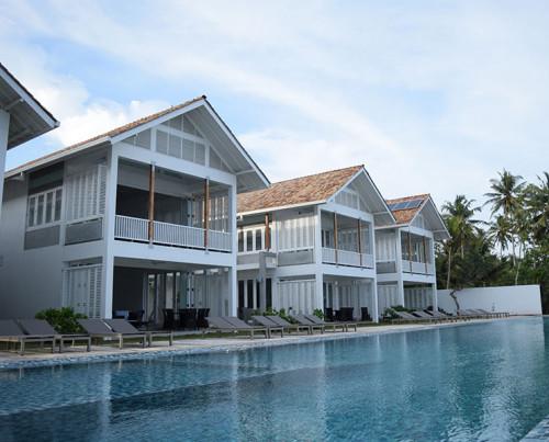 Sri Sharavi Beach Villas