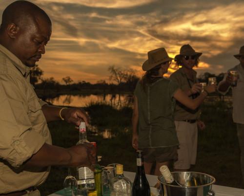 Golden Africa Mobile Safari