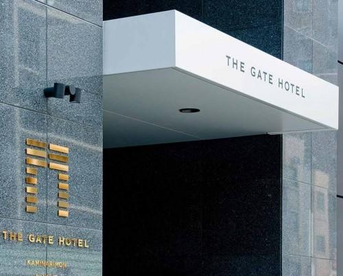 The Gate Hotel Kaminarimon