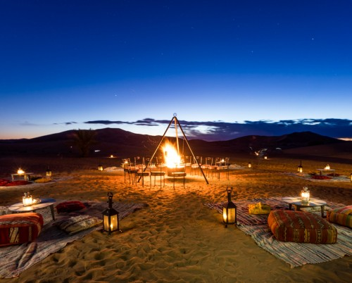 Jaimas Madu Deluxe Tented Camp