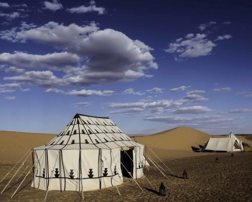 Private Desert Camp
