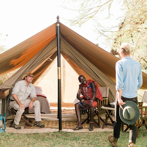 Cottar's Conservation Camp