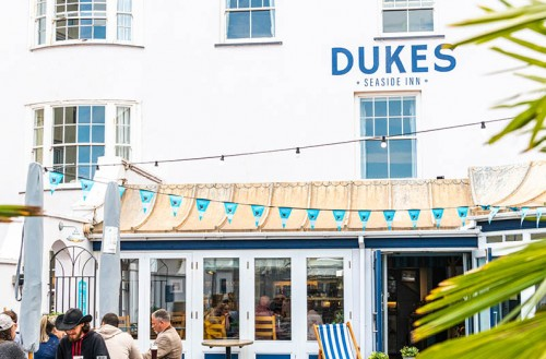 Dukes Sidmouth
