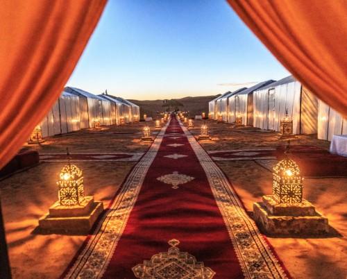 Saharian Luxury Camp