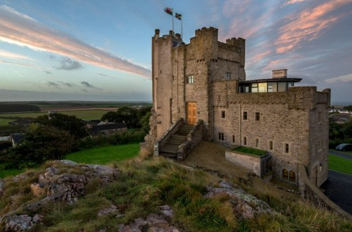 Roch Castle, Wales