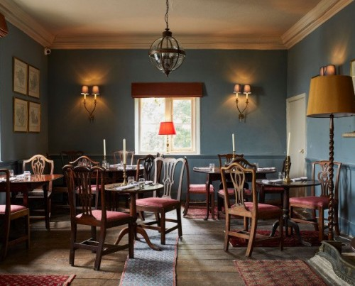 The Bath Arms at Longleat