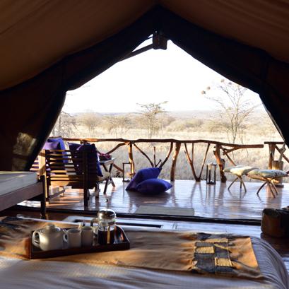 Suites & Tents