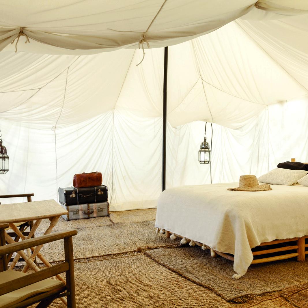 Superior Suite Tent