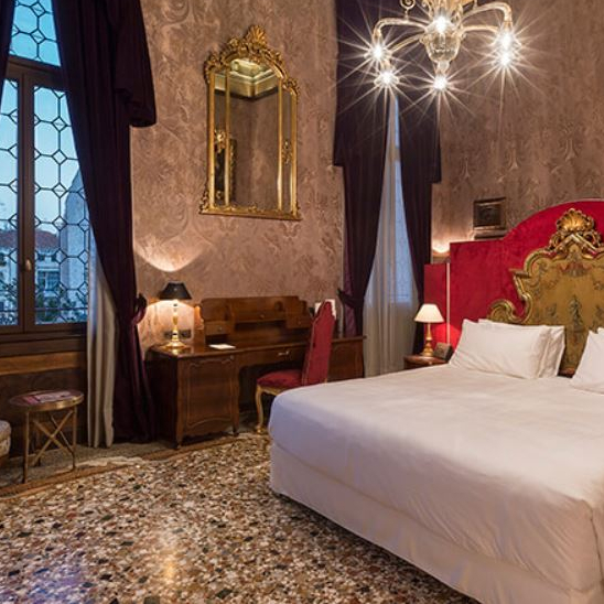 Luxury Suite Grand Canal