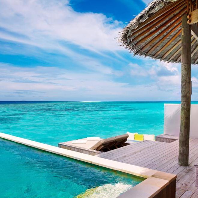 Ocean Water Villa with Pool