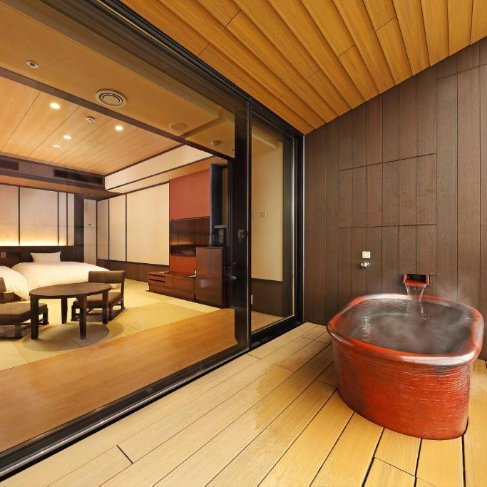 Maisonette Superior Room with Open-Air Bath