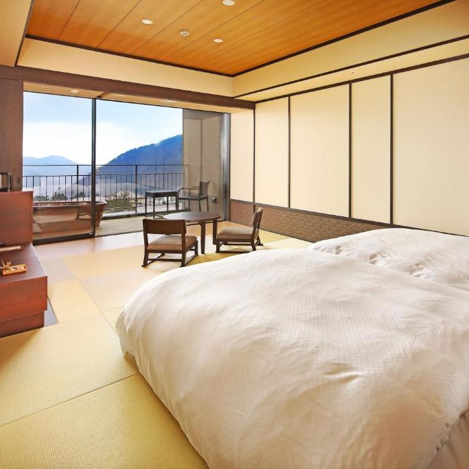 Superior Room with Open-Air Bath