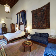 Roumana or Tamarind Suite