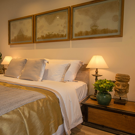 Sudu or Duburu Room