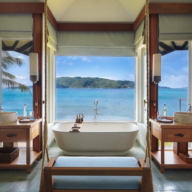 Oceanfront Pool Villa
