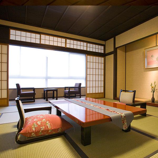 Ryokan Guest Room