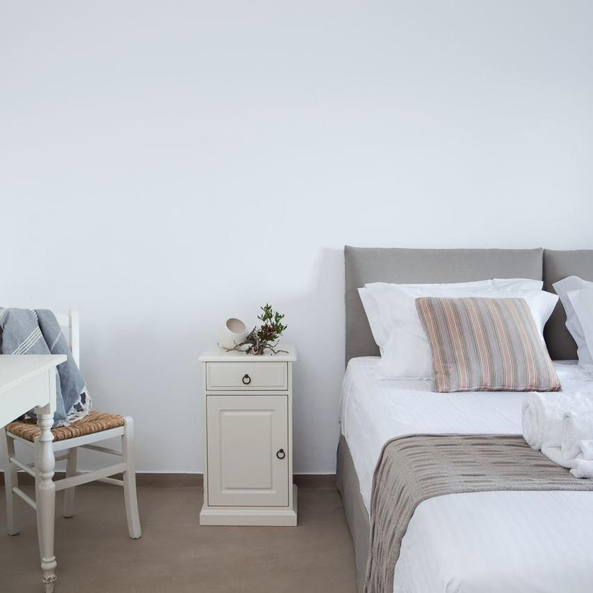 Premium double suite garden view