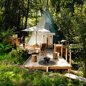 Yurt, Tipi or Shepherds Hut