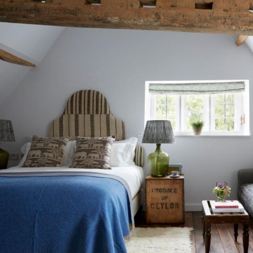 Farmhouse Loft or Stable Room