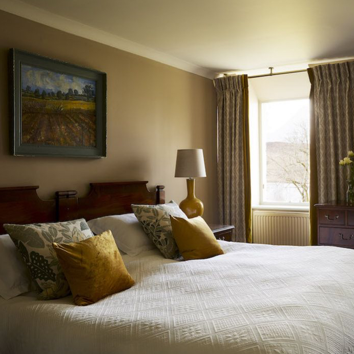 Cosy Double with Sea View