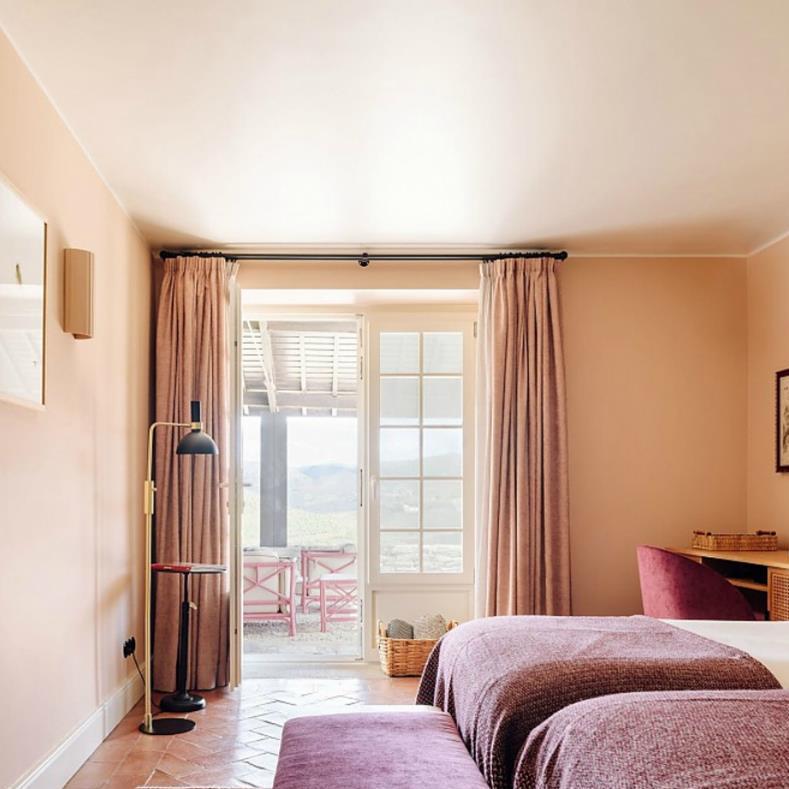 Superior Terrace Suite