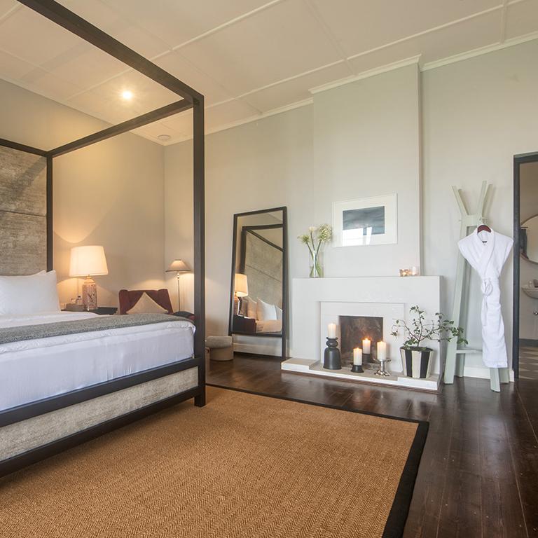 Concordia double room