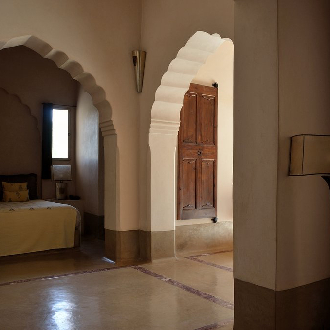 Ksar Suite with Private Garden