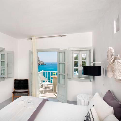 Premium Double Sea View Room