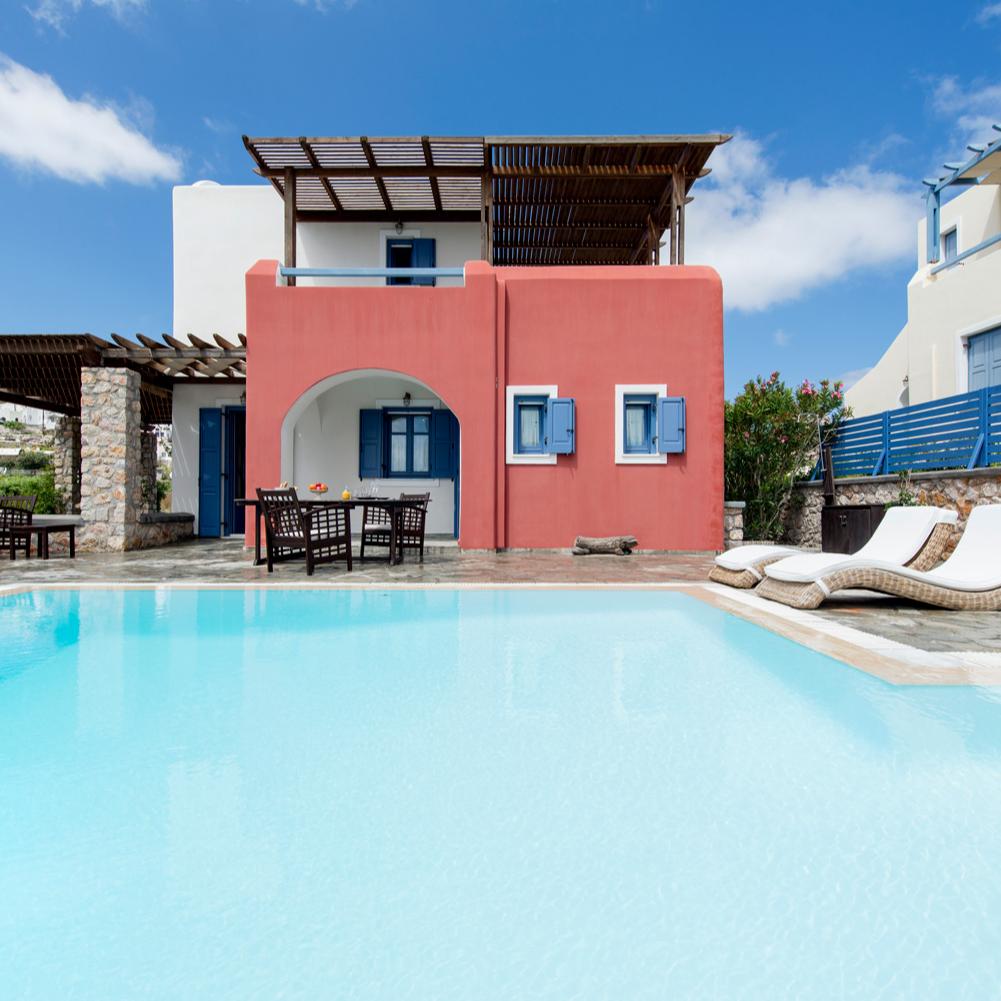 Luxury Private Villa Volta