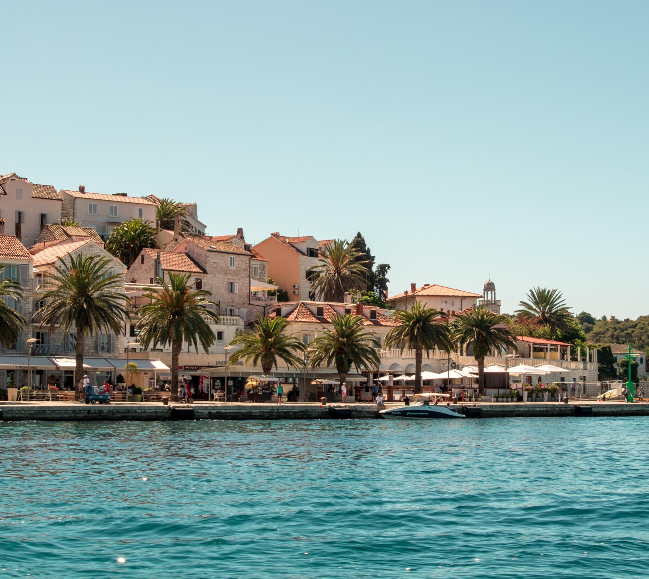 Adriatic Islands, Croatia