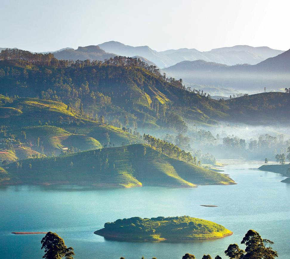 Tea Country & Ella, Sri Lanka
